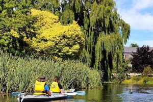 Christchurch kayak business launches
