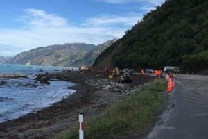 Kaikōura transport networks to complete in December