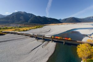 Video: Thirty years of KiwiRail's TranzAlpine celebrated
