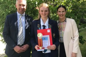 Queenstown student awarded tourism scholarship