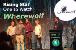 "Wherewolf named Deloitte's ""One To Watch"""