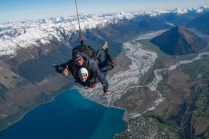 Behind the rebrand with Skydive Southern Alps