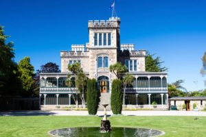Larnach Castle achieves Qualmark trifecta