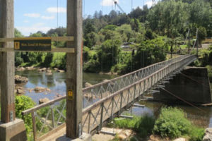 Karangahake Gorge heritage site to get a new bridge