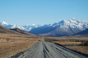 Tourists urged to take care on backcountry roads