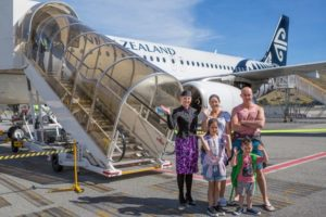 Queenstown Airport marks two millionth passenger