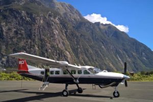 Milford Sound Scenic Flights expands fleet