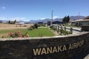 Wanaka Airport engagement under way