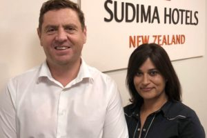Sudima boosts team with former ATEED marketing manager