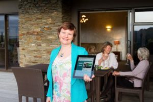 Digital hotel opens for business