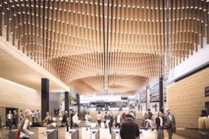 Striking new rail station designs revealed
