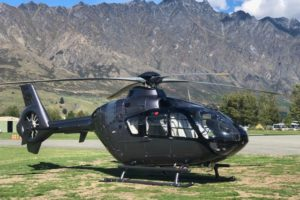 Luxury chopper joins Glacier Southern Lakes Helicopters