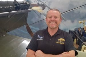 Buy Side/Sell Side: Warbirds Over Wanaka's Ed Taylor