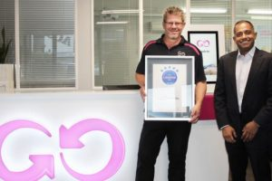 GO Rentals leads industry with first Qualmark Gold Award