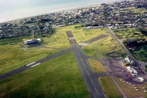 Airline operators sought to fill Air NZ gap at Kāpiti Coast Airport
