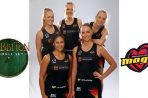 Lords of the (netball) ring: Hobbiton to dress netballers, arena in new sponsorship deal