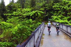 $820K for cycle trail improvements