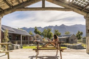 Camp Glenorchy Eco Retreat debuts 'groundbreaking' energy system