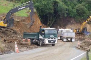 NZTA: Good progress Takaka Hill