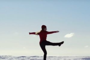 Antarctic dance film highlights Christchurch's gateway status