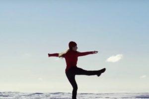 Antarctic dance film highlights Christchurch's gateway status