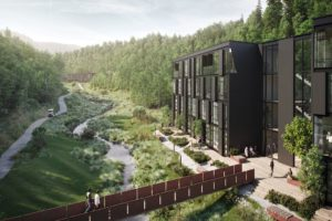 Watch: Waterfall Park plan for Queenstown unveiled