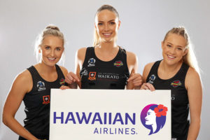Hawaiian Airlines expands flights, announces sports sponsorships