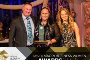 Sperath wins Māori business woman award