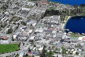 Colliers: Highest-ever pedestrian numbers recorded in Queenstown