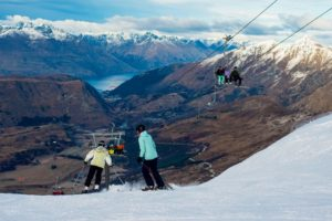 Coronet Peak opens two weeks early for taster