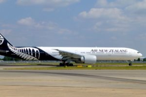 Air NZ diverts five planes' worth of in-flight waste