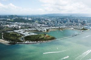 "Waterfront ""volcano"" plan for Auckland"