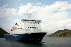 Bluebridge Cook Strait Ferries strikes gold