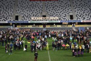 Dunner stunner for Dunedin delegates