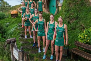 Hobbiton-themed Magic match dress unveiled