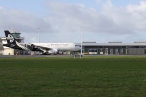 Air NZ's Invercargill jet service to operate over Xmas