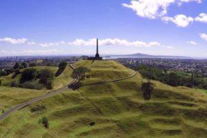 Maungakiekie / One Tree Hill summit becomes vehicle-free