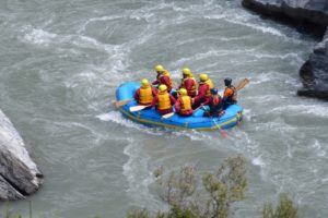 Rafting association: NZ has the highest standards in the world