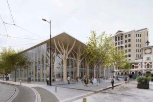 Tourism retailer's new development design