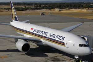 Singapore Airlines nudges out Air NZ for world's best award