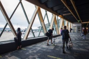 Wellington Airport international recovery by 2024 – S&P