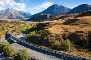 KiwiRail's TranzAlpine secures $40m from PGF
