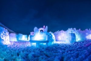 Gallery: Coronet Peak sculpts new ice castle