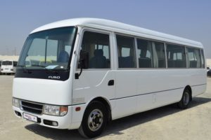 RAL: No concerns with Fuso buses generally