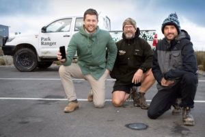 CamperMate, Wellington partner in freedom camping koha pilot