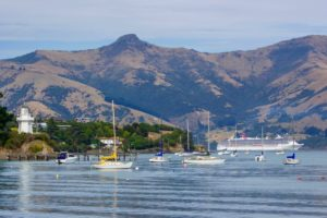 Australasia's top cruise spots: Akaroa leads NZ destinations
