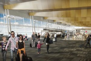 Wellington Airport starts $15m terminal upgrade