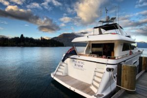 Eichardt's adds luxury yacht to Queenstown collection