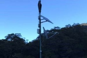 Cell coverage installed on popular tourist highway
