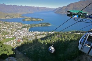 Trees to be cleared at Skyline Queenstown